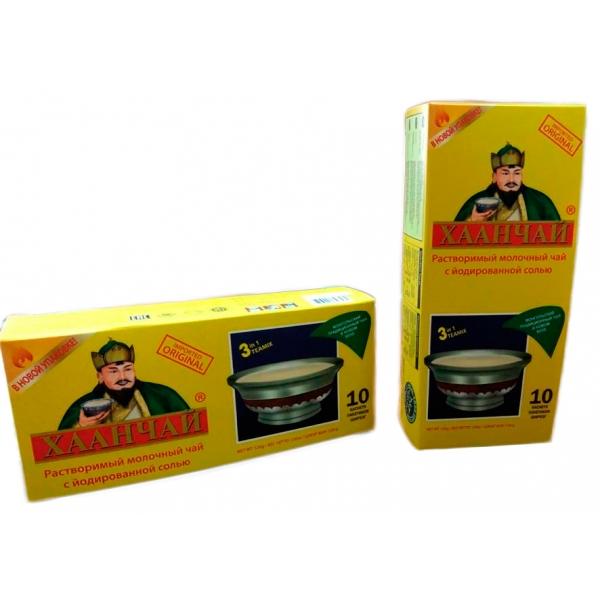 Хаан Чай, 10 пакетиков, 120 гр. в новой упаковке (Imported Original)