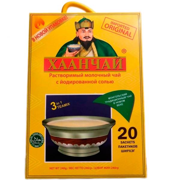 Хаан Чай, 20 пакетиков+кружка, 240 гр. Подарочный набор.
