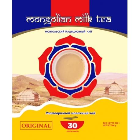 Монгольский традиционный чай, 30 пакетиков, 360 гр.